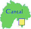 carte cantal